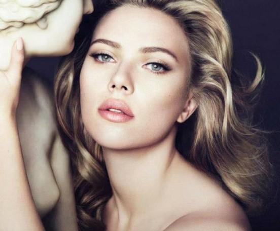 Scarlett Johansson per Dolce & Gabbana Make Up