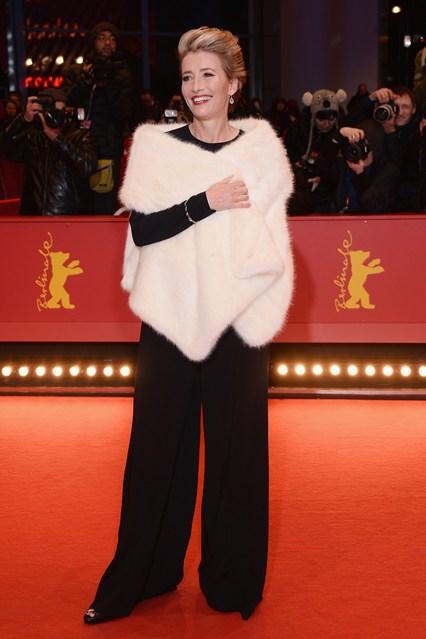 Emma Thompson alla Alone in Berlin premiere, Berlin