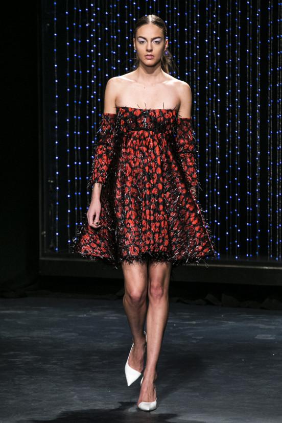 Milly Fashion Show, Ready to Wear Collection Fall Winter 2016New York Fashion WeekNYTCREDIT: Elizabeth Pantaleo NOWFASHION