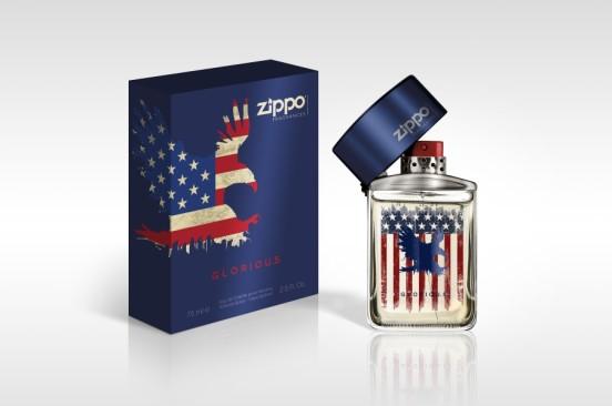 Zippo GloriU.S. la nuova fragranza maschile firmata Zippo (75ml, 36.00€)