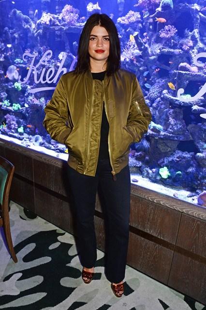 Pixie Geldof alla Kiehl's VIP dinner, London