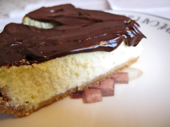 Cheesecake di California Bakery