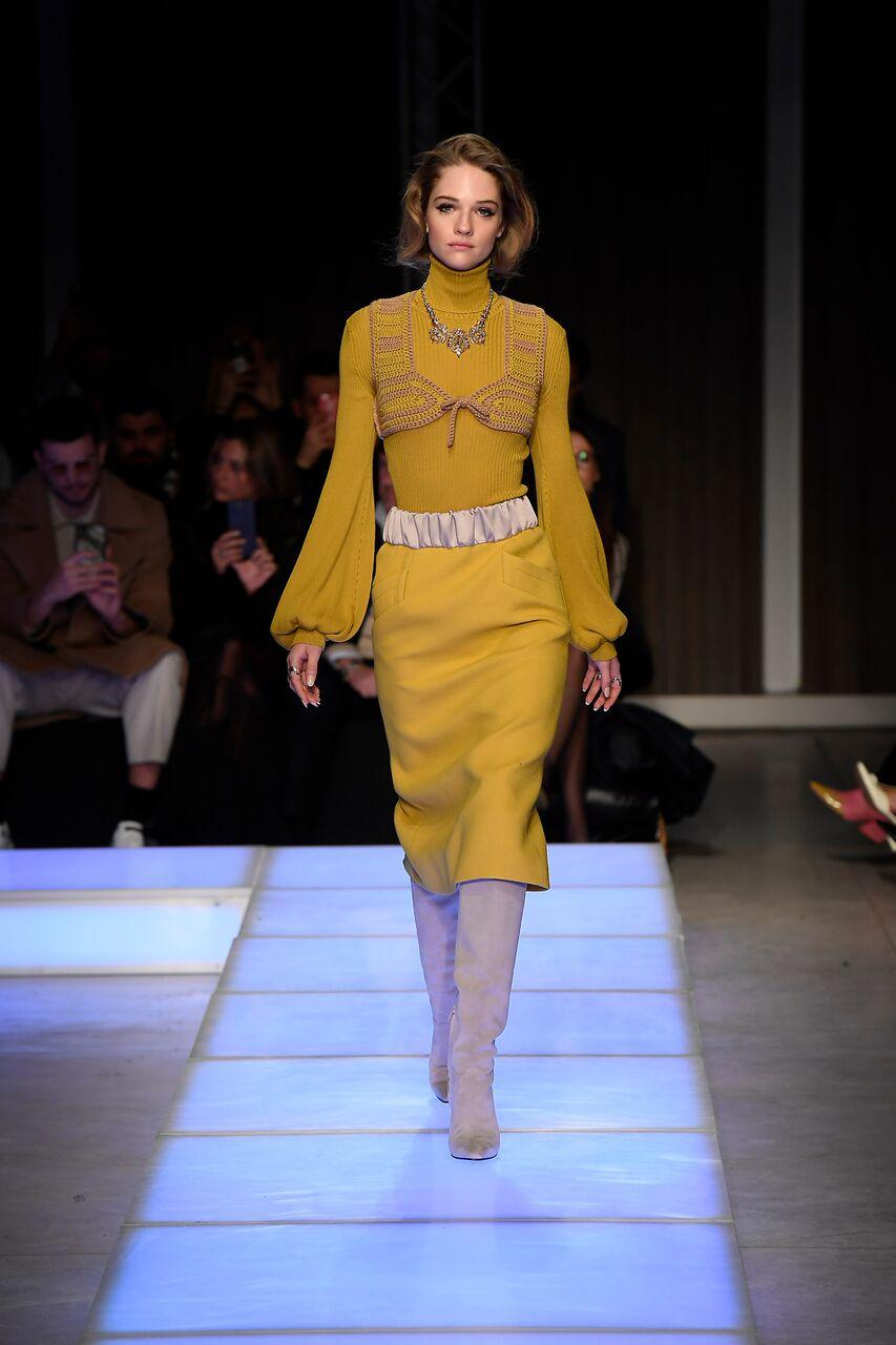 L'Oréal Professionnel_ MIlano Fashion Week FW 18_19 Les Copains (7)_preview