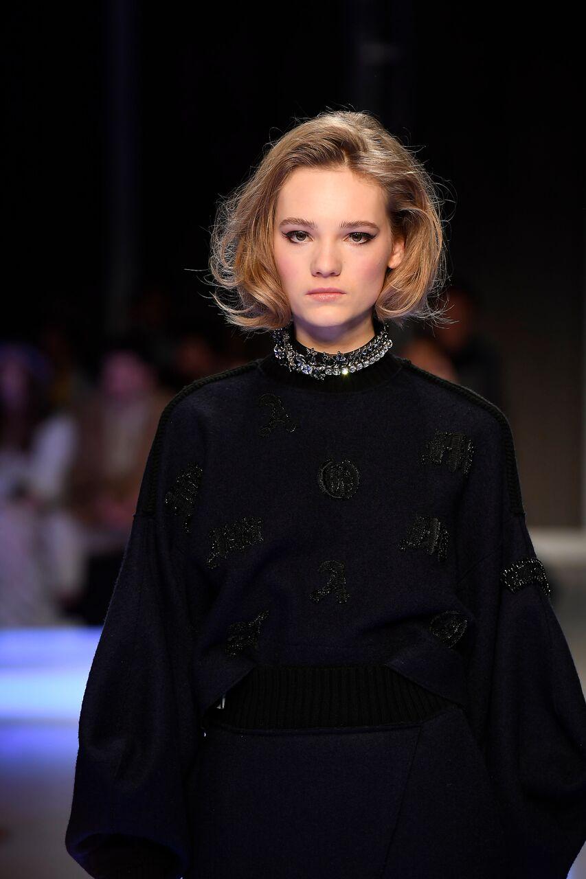 L'Oréal Professionnel_ MIlano Fashion Week FW 18_19 Les Copains (8)_preview