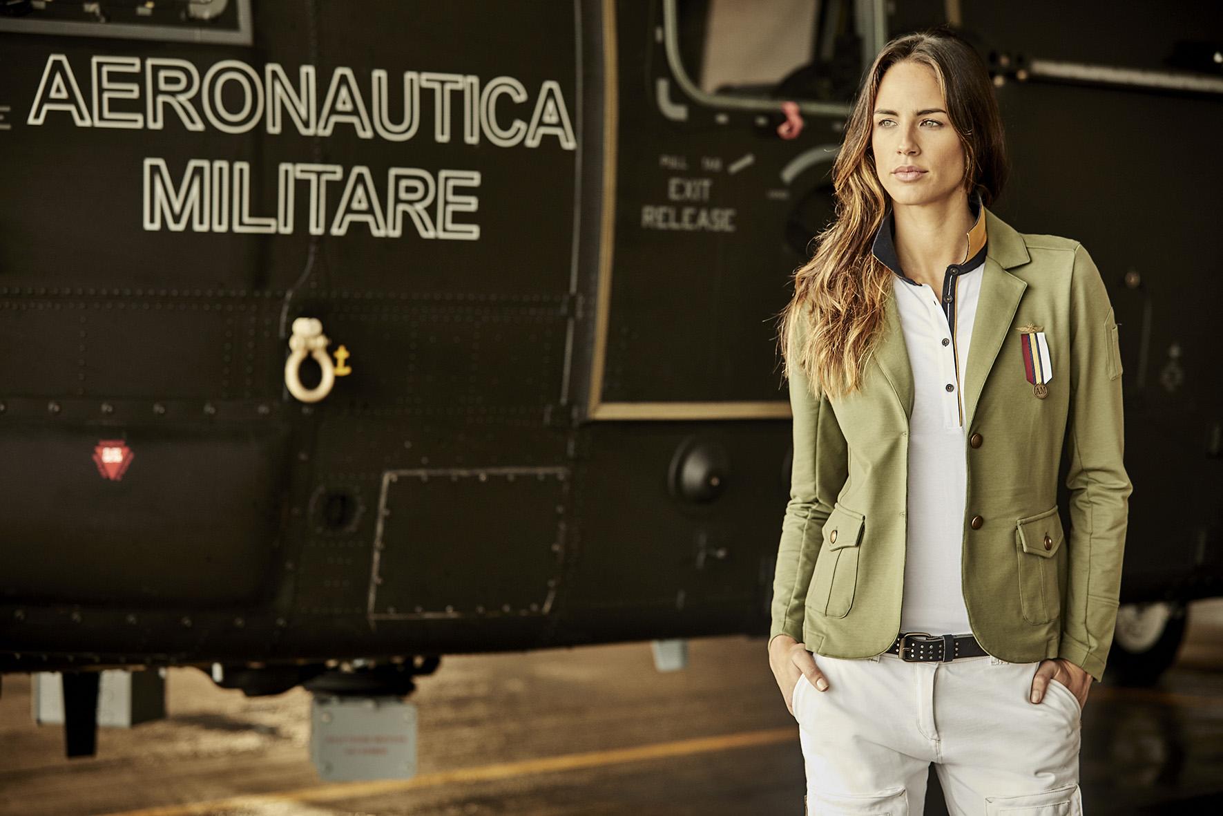 AERONAUTICA MILITARE Donna_SS18_pg0