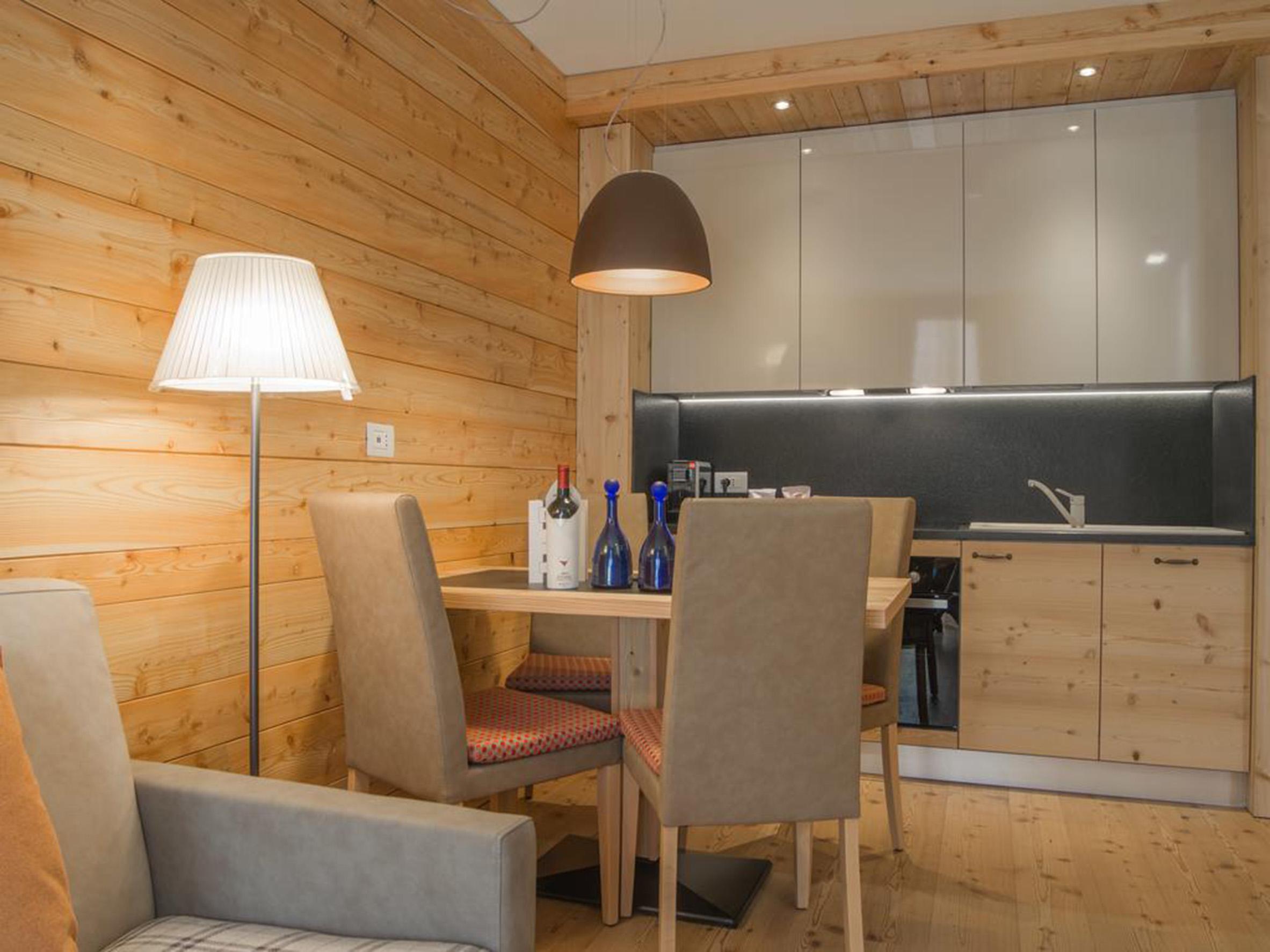 Alagna Experience Resort_cucina