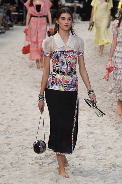 Chanel Spring Summer 2019 8