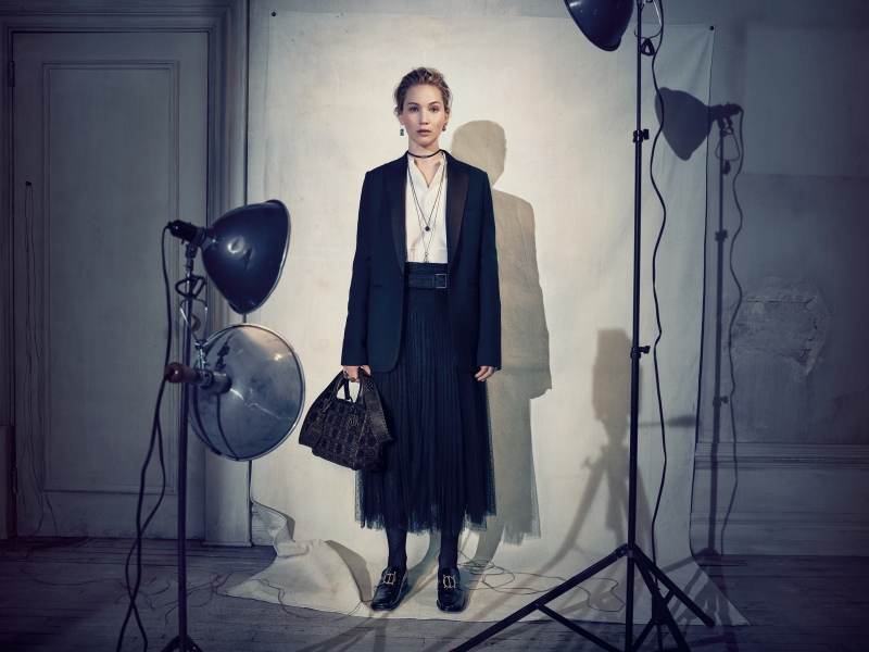 DIOR_READY TO WEAR_FALL 2018_JENNIFER LAWRENCE_© Brigitte Lacombe (8)