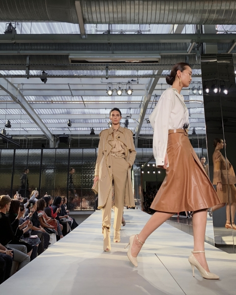 Burberry Spring_Summer 2019 Show Finale_002