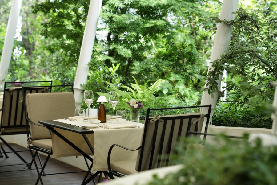 5.DA NOI IN Restaurant - Garden