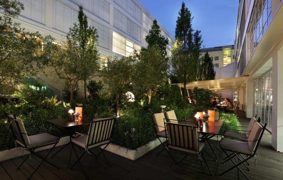 6.DA NOI IN Restaurant - Garden