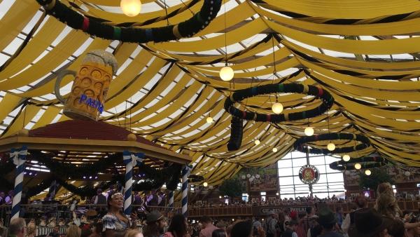 6. Paulaner-Festhalle - ©Elisa Méndez via Holidu