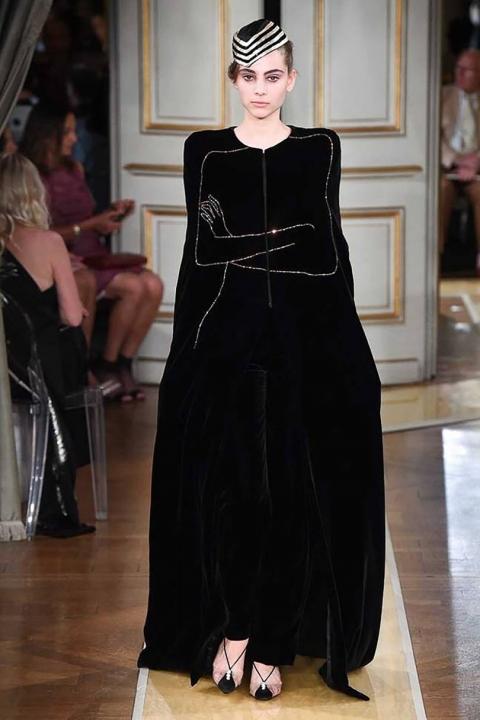 Armani Prive Autumn Winter 2018 Couture 11