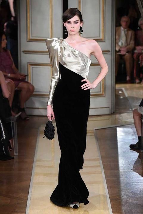Armani Prive Autumn Winter 2018 Couture 14