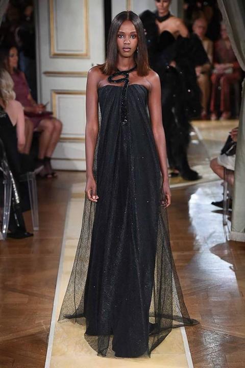 Armani Prive Autumn Winter 2018 Couture 18