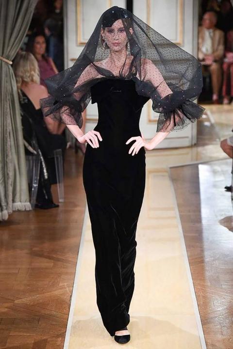 Armani Prive Autumn Winter 2018 Couture 19