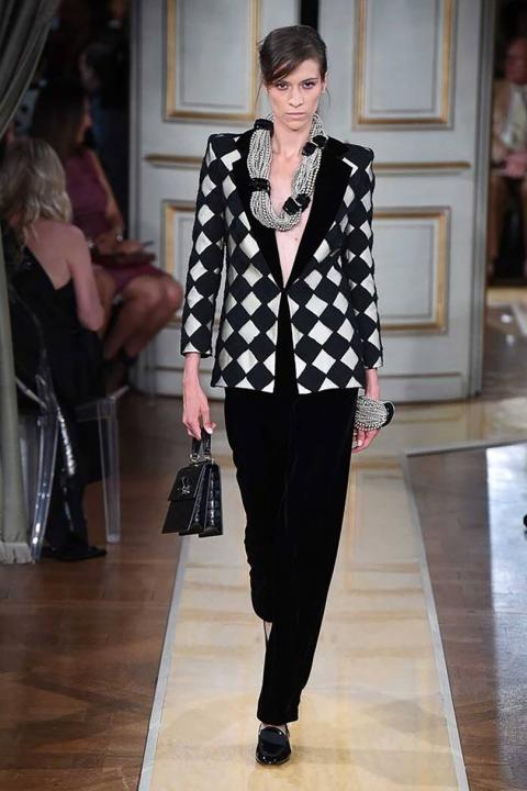 Armani Prive Autumn Winter 2018 Couture 2