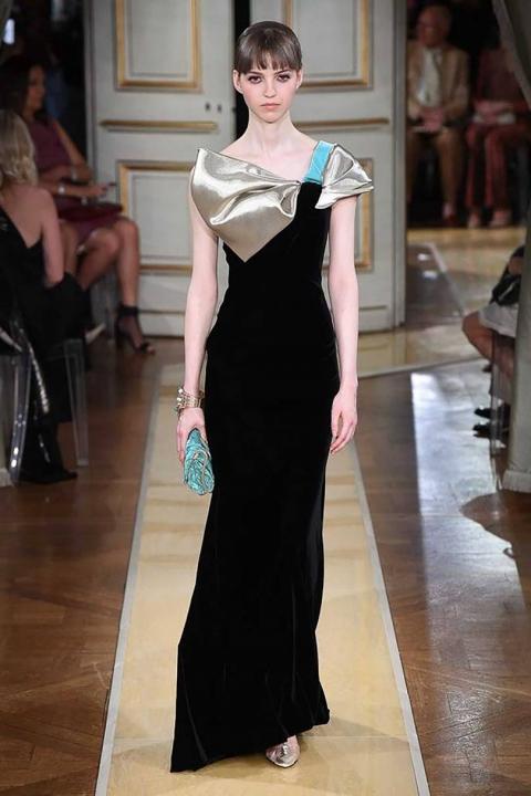 Armani Prive Autumn Winter 2018 Couture 22