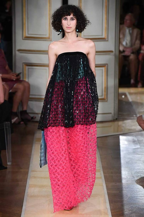 Armani Prive Autumn Winter 2018 Couture 25
