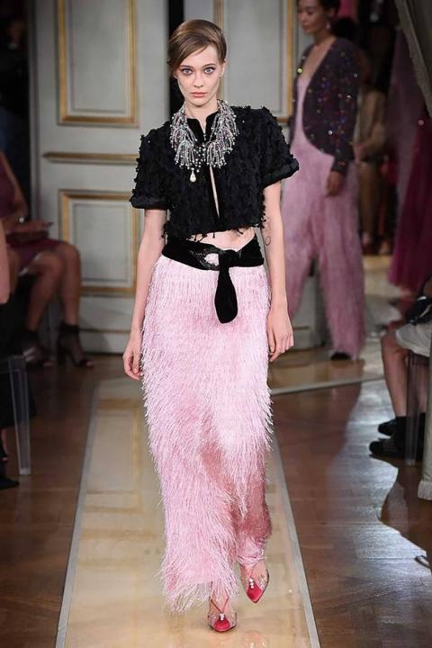 Armani Prive Autumn Winter 2018 Couture 27