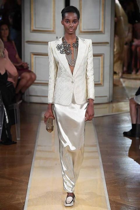 Armani Prive Autumn Winter 2018 Couture 3