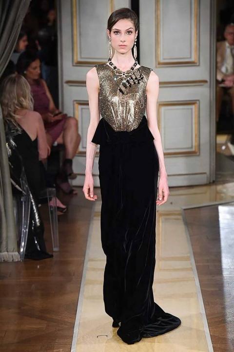 Armani Prive Autumn Winter 2018 Couture 32