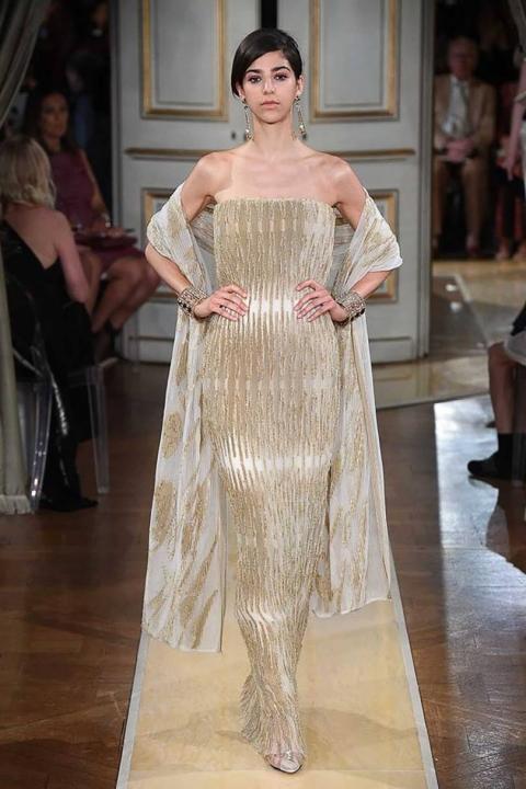 Armani Prive Autumn Winter 2018 Couture 4