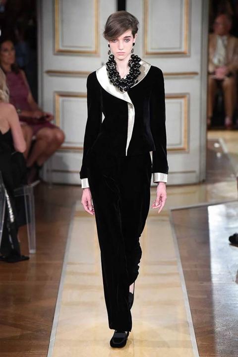 Armani Prive Autumn Winter 2018 Couture 5