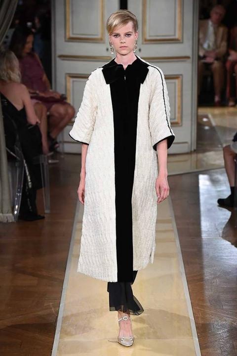 Armani Prive Autumn Winter 2018 Couture 8