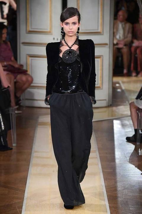 Armani Prive Autumn Winter 2018 Couture 9