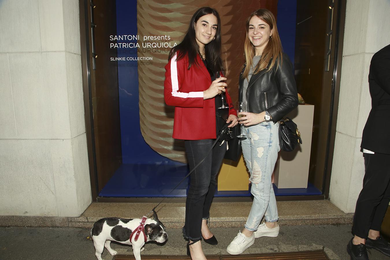 Martina Maccherone and Chiara Magnaghi