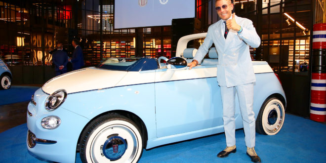MILAN, ITALY - JULY 04:  Lapo Elkann attends HAPPY BIRTHDAY FIAT 500 Event in Milan on July 4, 2018 in Milan, Italy.  (Photo by Vincenzo Lombardo/Getty Images for Garage Italia ) *** Local Caption *** Lapo Elkann