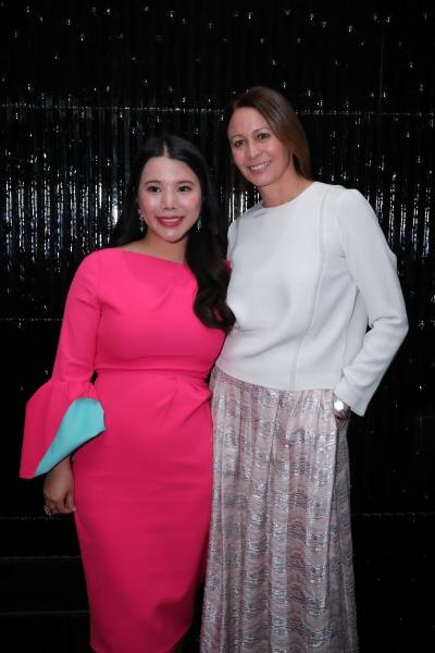 Wendy Yu (Yu Holdings) Caroline Rush (BFC)
