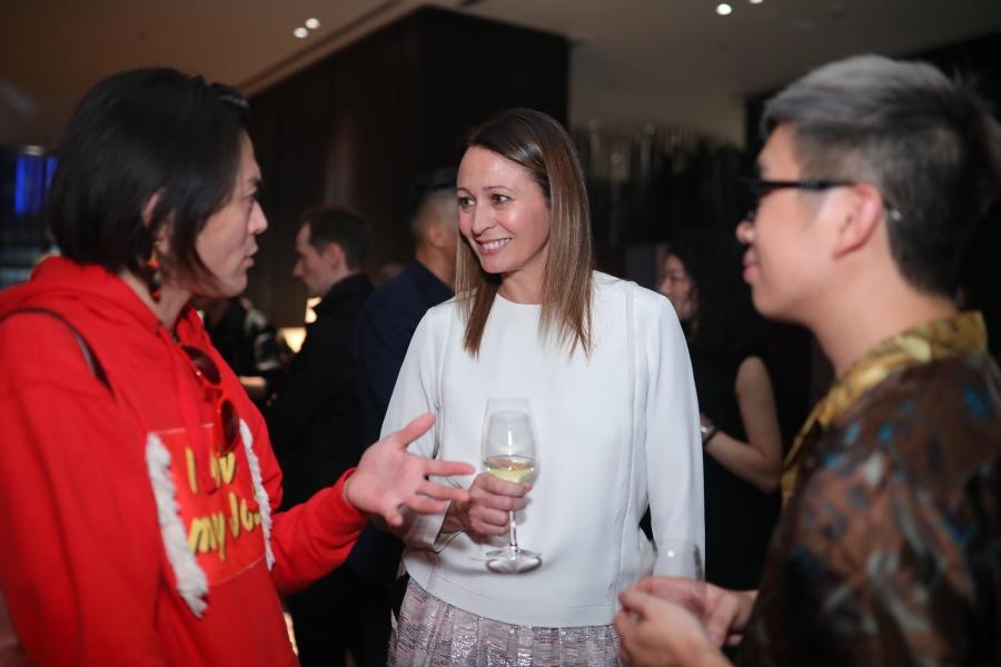 Yu Masui (SOEN), Caroline Rush (BFC) & Declan Chan (Men\'s Uno)