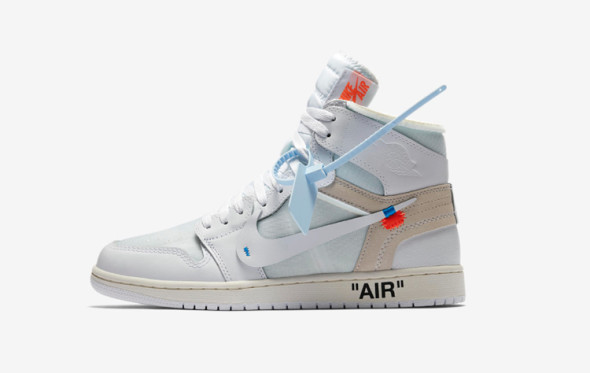 Off White for Nike Air Jordan