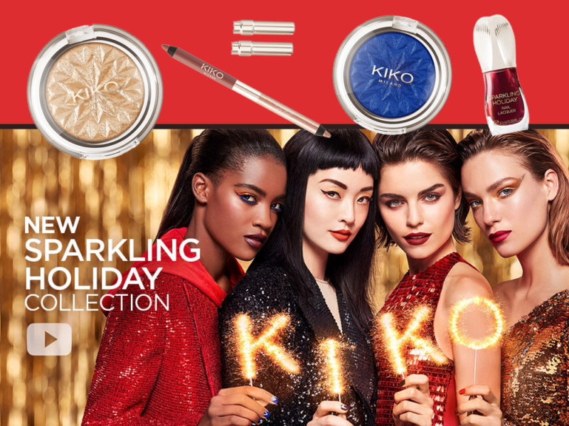 Kiko Sparkling Holiday Collection