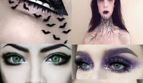 Halloween Makeup - Vampires
