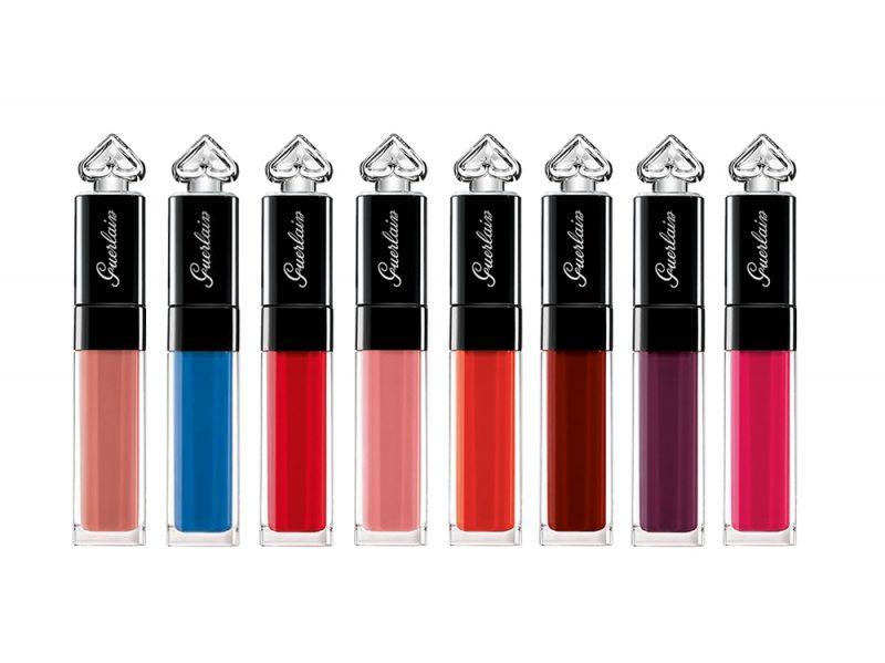 Guerlain La Petite Robe Noire Lip Colour'Ink,
