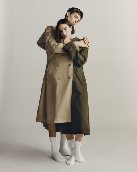 Burberry Heritage Trench Reimagined - photographed by Thurstan Redding, styled by Anders Thomsen