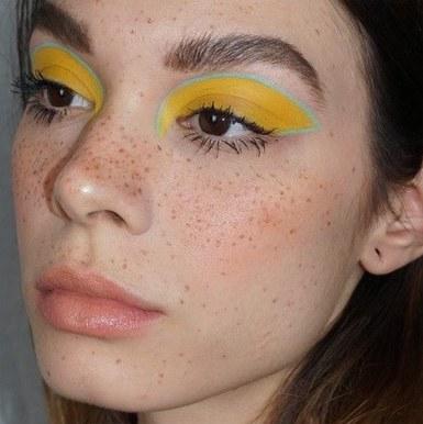 yellow20eye20shadow