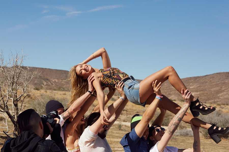 H&M loves Coachella…and you?