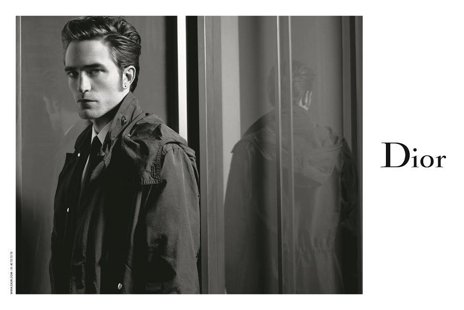 Robert Pattinson è il nuovo volto della campagna Dior Homme Fall 2016