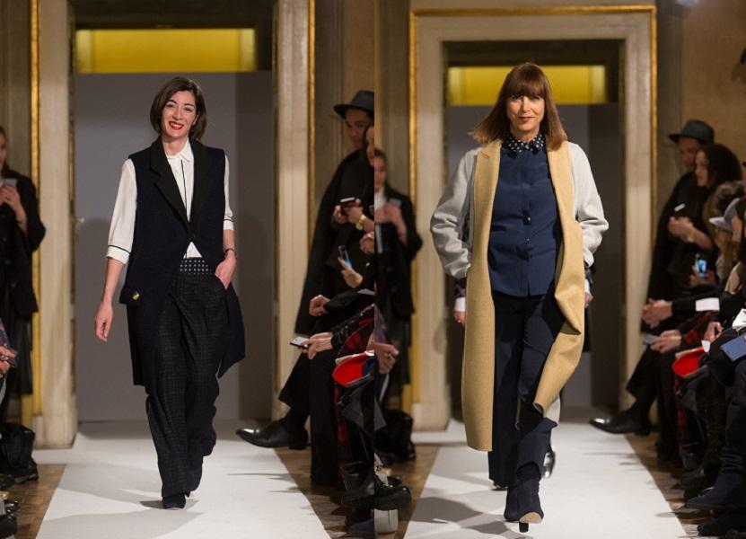 MFW: Chicca Lualdi porta in passerella una collezione ispirata al design