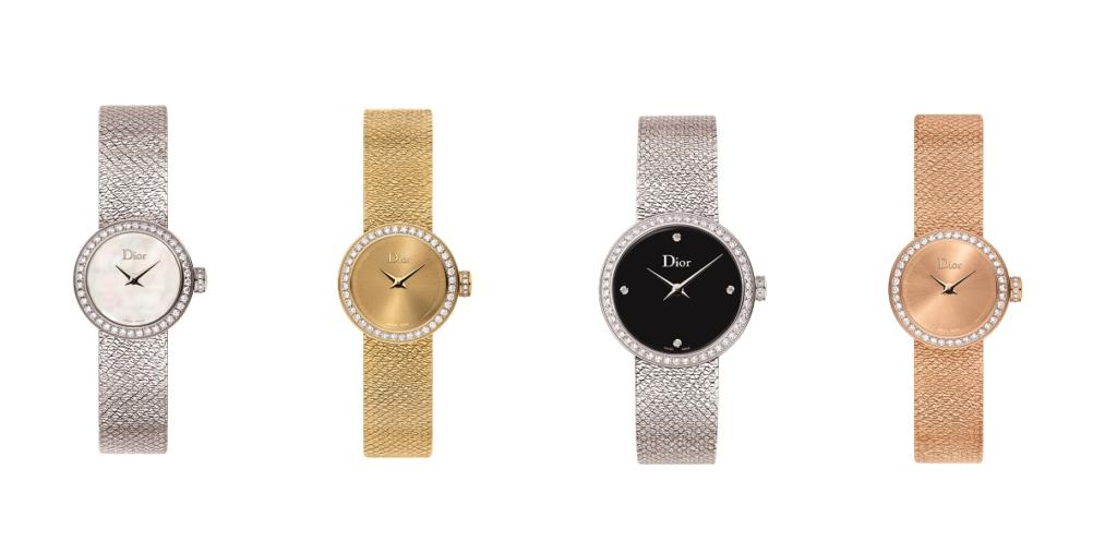 Dior Horlogerie – La D de Dior Satine