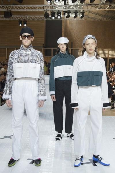 Parigi Moda Uomo: tutti i trend per la primavera/estate 2017