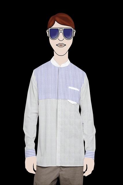 Shirt Studio: nel 2017 la camicia  cambia forma