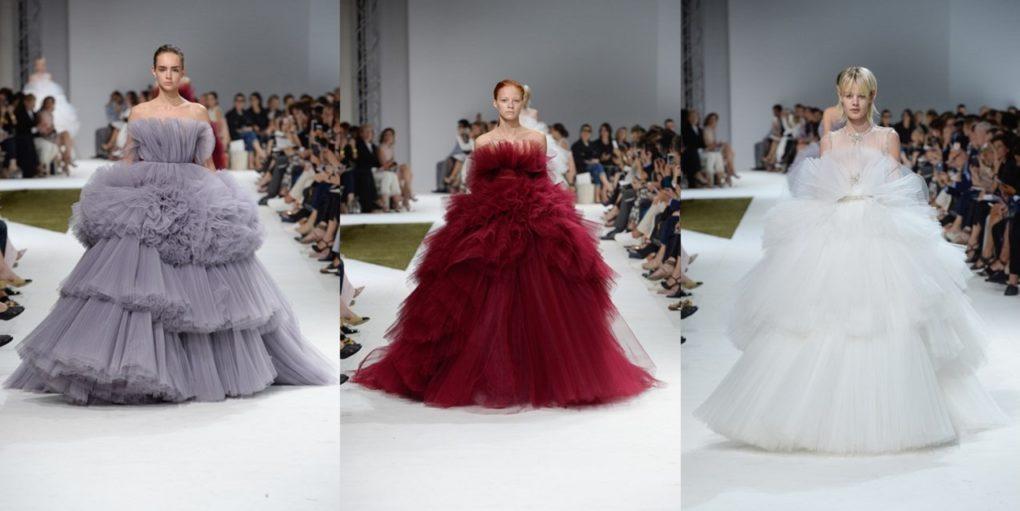 Paris Haute Couture – le principesse cosmopolite di Giambattista Valli