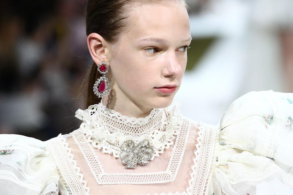 Buccellati e Valli – il lato prezioso dell'Haute Couture