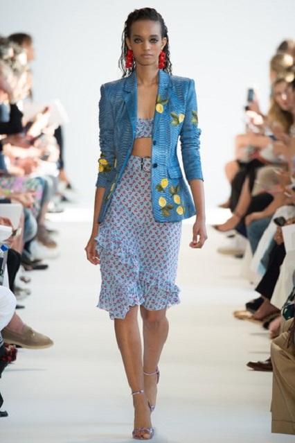 New York Fashion Week: White Spring