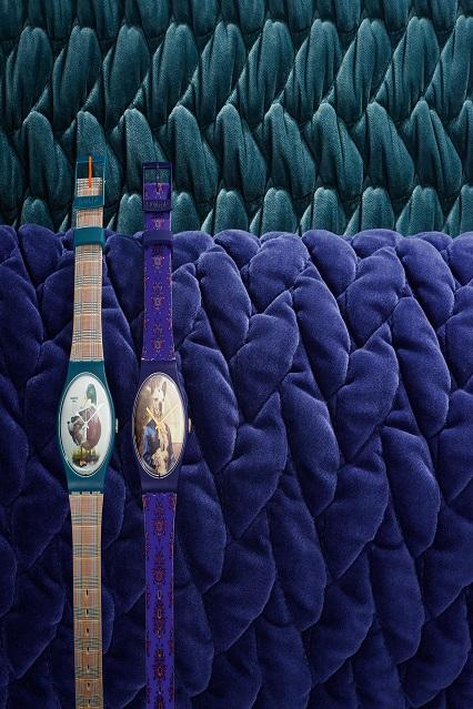 Swatch: arrivano le collezioni per l'inverno di chi ama sognare